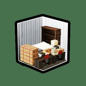 21 CBM Storage Unit   Safehouse Storage