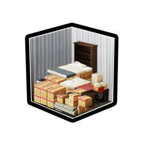 40 CBM Storage Unit | Safehouse Storage