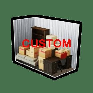 Customized Storage Unit | Safehouse Storage