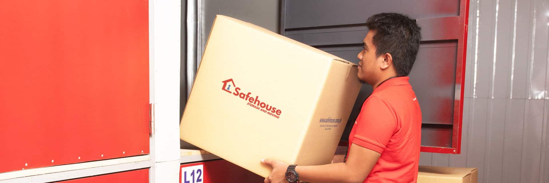 Storage Solutions   Safehouse Storage