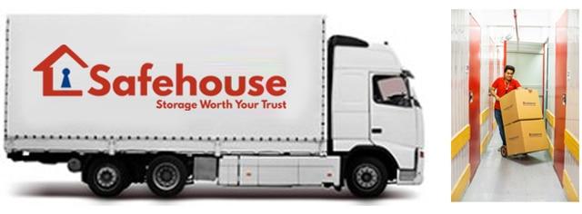 Moving Company Metro Manila, Philippines| Safehouse Storage